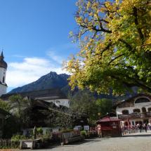 Garmisch mit Wank