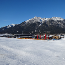 Skilift Hausberg in Garmisch